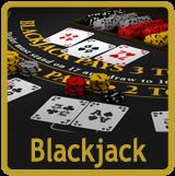 jeux de blackjack logo