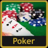 Poker - jeux de casino en ligne