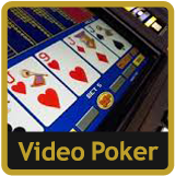 video poker - jeux en ligne