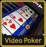 video poker - jeux en ligne