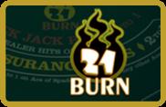 21 Burn Blackjack BetSoft - jeu gratuit