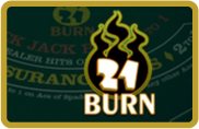 21 Burn Blackjack BetSoft - jeu gratuit