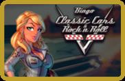 Classic Cars Deluxe Bingo - jeu gratuit