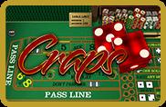 Craps - BetSoft - jeu gratuit