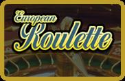 European Roulette Play'n GO - jeu gratuit