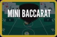 Mini-Baccarat - Play'n Go -jeu gratuit