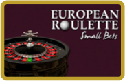 European Roulette Small Bets iSoftBet - jeu gratuit