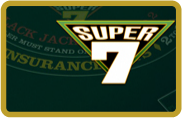 Super 7 Blackjack BetSoft - jeu gratuit