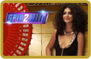 Spin2win - roue de la fortune - HollywoodTV