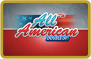 All American Double Up - video poker - NetEnt