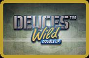 Deuces Wild Double Up - video poker - NetEnt