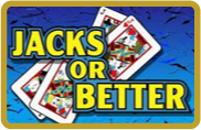 Jacks or Better - video poker - NetEnt