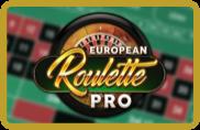 European Roulette Pro Play'n Go