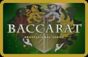 Baccarat Professional Series - NetEnt