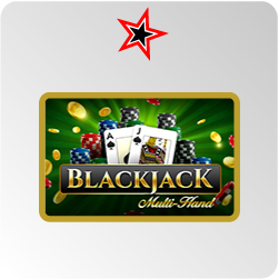 Blackjack Multihand iSoftBet - test et avis