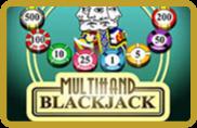 Blackjack Multihand Pragmatic Play - jeu gratuit