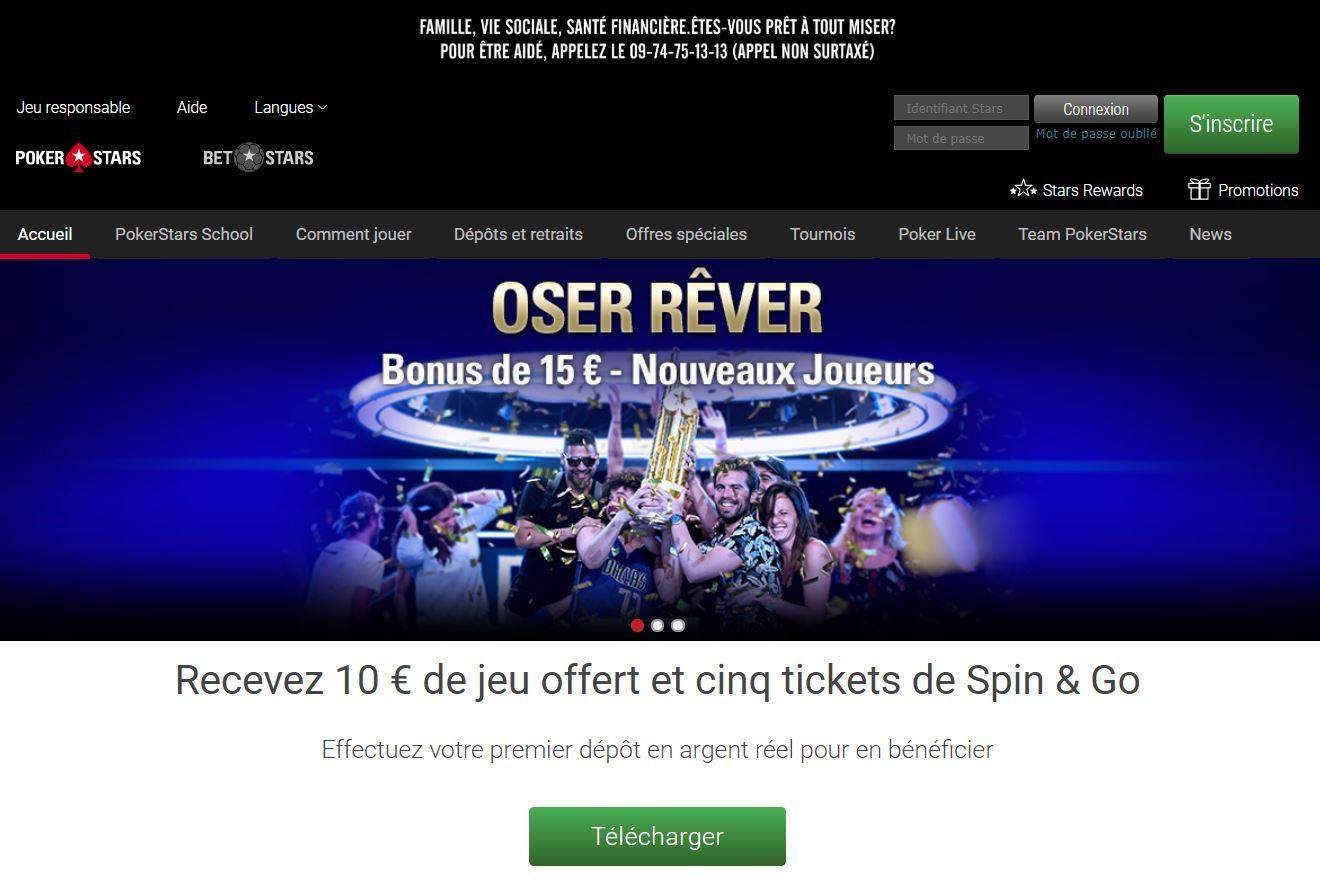 Casino Star Page