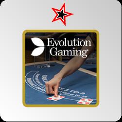Les jeux de blackjack Live Evolution Gaming - test et avis