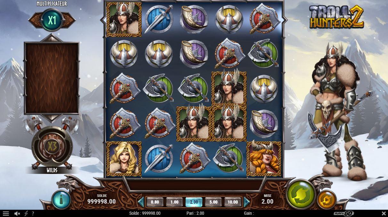 Troll Hunters 2 - capture écran