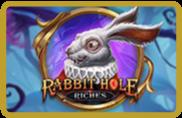 Rabbit Hole Riches - jeu gratuit