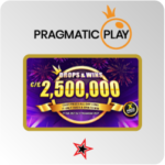 Bonus casino Pragmatic Play - 2500000€ à gagner